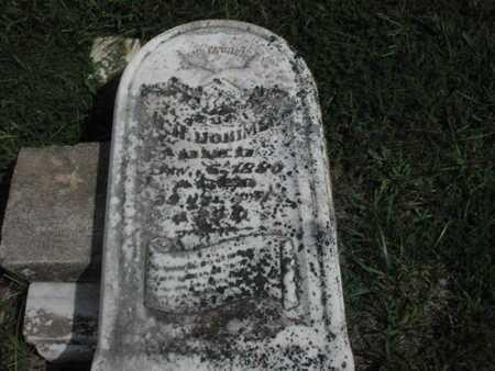 HOHIMER, HENRY HARVEY - Greenwood County, Kansas | HENRY HARVEY HOHIMER - Kansas Gravestone Photos