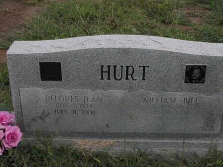 ELLISON HURT, DELORES JEAN - Greenwood County, Kansas | DELORES JEAN ELLISON HURT - Kansas Gravestone Photos