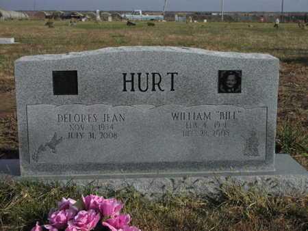 "HURT, WILLIAM ""BILL"" - Greenwood County, Kansas | WILLIAM ""BILL"" HURT - Kansas Gravestone Photos"