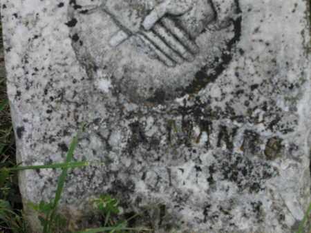 MANROE, MARY A - Greenwood County, Kansas   MARY A MANROE - Kansas Gravestone Photos