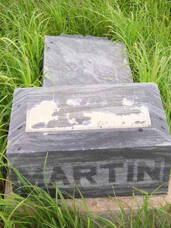 MARTIN, DORCAS - Greenwood County, Kansas   DORCAS MARTIN - Kansas Gravestone Photos