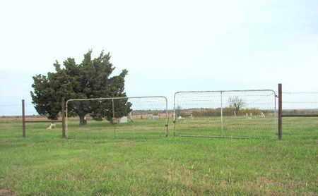 *CEMETERY GATES,  - Greenwood County, Kansas |  *CEMETERY GATES - Kansas Gravestone Photos
