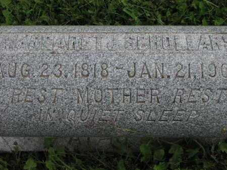 WALKER SCHOLLARS, MARGARET JANE - Greenwood County, Kansas | MARGARET JANE WALKER SCHOLLARS - Kansas Gravestone Photos