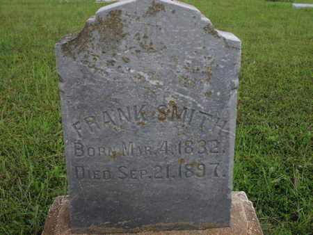 SMITH, FRANK - Greenwood County, Kansas | FRANK SMITH - Kansas Gravestone Photos
