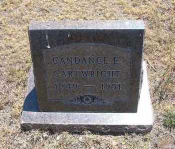 CARTWRIGHT, CANDANCE ELAINE - Hamilton County, Kansas   CANDANCE ELAINE CARTWRIGHT - Kansas Gravestone Photos