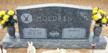 HOLDREN, DALE DUANE - Hamilton County, Kansas   DALE DUANE HOLDREN - Kansas Gravestone Photos