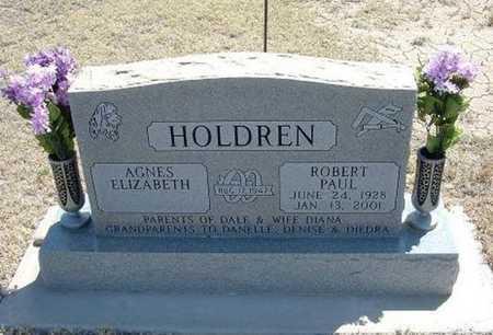 HOLDREN, ROBERT PAUL - Hamilton County, Kansas | ROBERT PAUL HOLDREN - Kansas Gravestone Photos