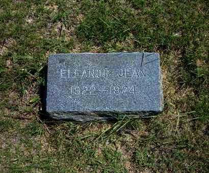 WALTER, ELEANOR JEAN - Hamilton County, Kansas | ELEANOR JEAN WALTER - Kansas Gravestone Photos