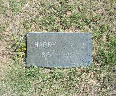 WALTER, HARRY ELMER - Hamilton County, Kansas | HARRY ELMER WALTER - Kansas Gravestone Photos