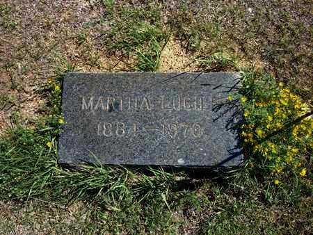 WALTER, MARTHA LUCILE - Hamilton County, Kansas | MARTHA LUCILE WALTER - Kansas Gravestone Photos