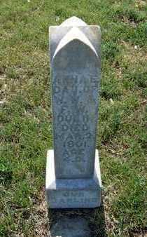 DULIN, ANNA - Haskell County, Kansas | ANNA DULIN - Kansas Gravestone Photos