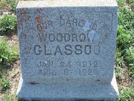 GLASSCO, WOODROW - Haskell County, Kansas   WOODROW GLASSCO - Kansas Gravestone Photos