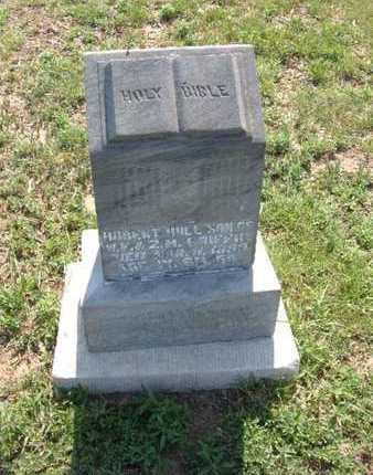 GRIFFIN, HUBERT HULL - Haskell County, Kansas | HUBERT HULL GRIFFIN - Kansas Gravestone Photos