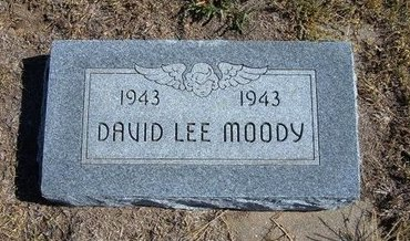 MOODY, DAVID LEE - Haskell County, Kansas | DAVID LEE MOODY - Kansas Gravestone Photos