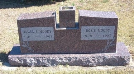 MOODY, JAMES J - Haskell County, Kansas | JAMES J MOODY - Kansas Gravestone Photos