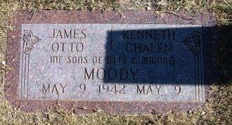MOODY, JAMES OTTO - Haskell County, Kansas | JAMES OTTO MOODY - Kansas Gravestone Photos