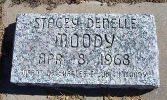 MOODY, STACEY DENELLE - Haskell County, Kansas | STACEY DENELLE MOODY - Kansas Gravestone Photos