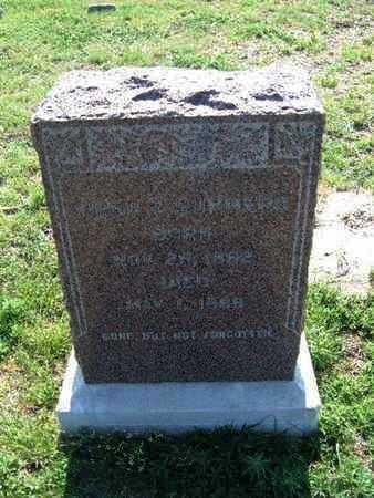 SUMMERS, VIRGIL G - Haskell County, Kansas   VIRGIL G SUMMERS - Kansas Gravestone Photos