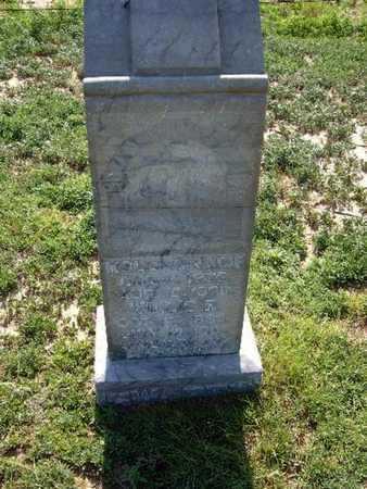 SWARTZ, WILLIS R - Haskell County, Kansas   WILLIS R SWARTZ - Kansas Gravestone Photos