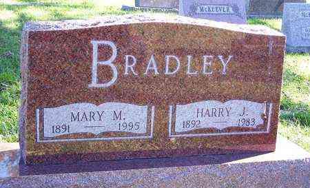 BRADLEY, MARY MAY - Jackson County, Kansas | MARY MAY BRADLEY - Kansas Gravestone Photos