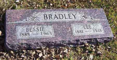BRADLEY, LEE - Jackson County, Kansas | LEE BRADLEY - Kansas Gravestone Photos