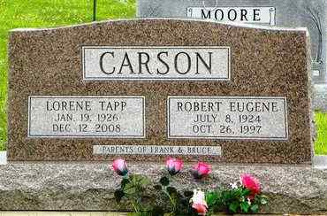CARSON, LORENE - Jackson County, Kansas | LORENE CARSON - Kansas Gravestone Photos