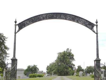 *ENTRANCE,  - Jackson County, Kansas    *ENTRANCE - Kansas Gravestone Photos