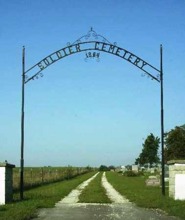 *ENTRANCE,  - Jackson County, Kansas |  *ENTRANCE - Kansas Gravestone Photos
