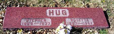 HUG, STEPHEN - Jackson County, Kansas | STEPHEN HUG - Kansas Gravestone Photos