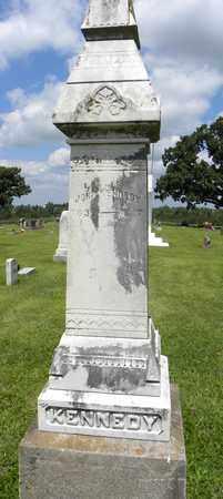 KENNEDY, JOHN - Jackson County, Kansas | JOHN KENNEDY - Kansas Gravestone Photos