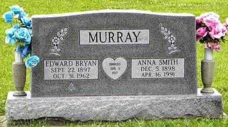 SMITH MURRAY, ANNA - Jackson County, Kansas | ANNA SMITH MURRAY - Kansas Gravestone Photos