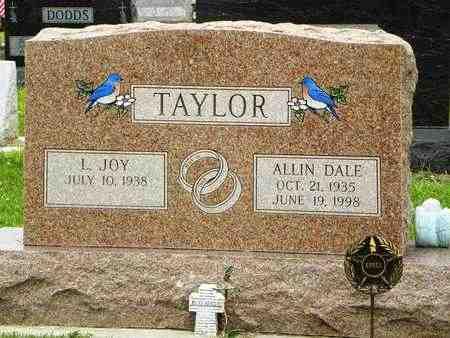 TAYLOR, LEATRICE JOY - Jackson County, Kansas | LEATRICE JOY TAYLOR - Kansas Gravestone Photos