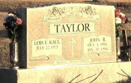 TAYLOR, JOHN RILEY - Jackson County, Kansas | JOHN RILEY TAYLOR - Kansas Gravestone Photos