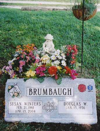BRUMBAUGH, SUSAN AILEEN - Jefferson County, Kansas | SUSAN AILEEN BRUMBAUGH - Kansas Gravestone Photos