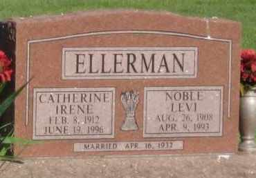 ELLERMAN, NOBLE LEVI - Jefferson County, Kansas | NOBLE LEVI ELLERMAN - Kansas Gravestone Photos