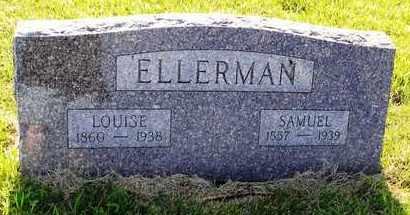 ELLERMAN, LOUISE - Jefferson County, Kansas   LOUISE ELLERMAN - Kansas Gravestone Photos