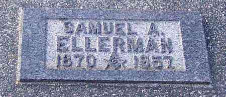 ELLERMAN, SAMUEL ANDREW - Jefferson County, Kansas   SAMUEL ANDREW ELLERMAN - Kansas Gravestone Photos
