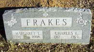 WENZL FRAKES, MARGARET L - Jefferson County, Kansas | MARGARET L WENZL FRAKES - Kansas Gravestone Photos