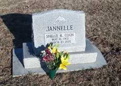 JANNELLE, SHELLY K - Jefferson County, Kansas | SHELLY K JANNELLE - Kansas Gravestone Photos