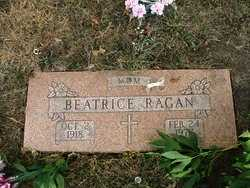 CHONTOS RAGAN, BEATRICE MARCELLA - Jefferson County, Kansas | BEATRICE MARCELLA CHONTOS RAGAN - Kansas Gravestone Photos