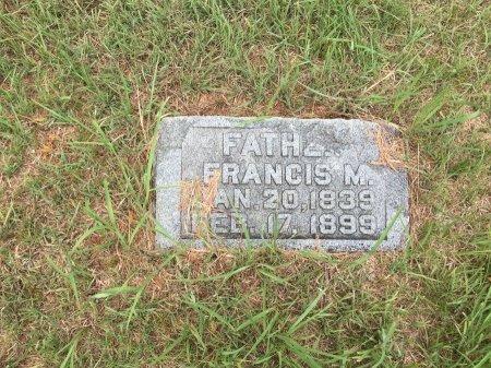MCCAMMON, FRANCIS MARION - Jewell County, Kansas   FRANCIS MARION MCCAMMON - Kansas Gravestone Photos