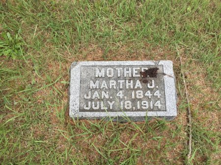 MCCAMMON, MARTHA JANE - Jewell County, Kansas | MARTHA JANE MCCAMMON - Kansas Gravestone Photos