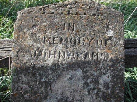 ADAMS, JOHN - Johnson County, Kansas   JOHN ADAMS - Kansas Gravestone Photos