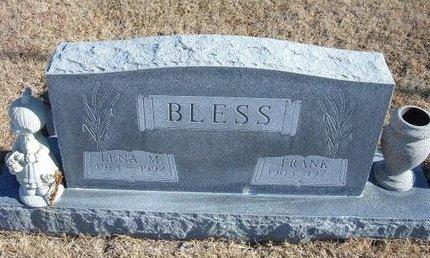 BLESS, LENA MAY - Kearny County, Kansas | LENA MAY BLESS - Kansas Gravestone Photos