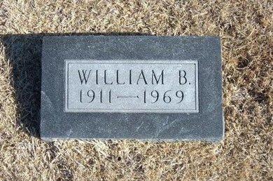 BURROWS, WILLIAM BENJAMIN - Kearny County, Kansas | WILLIAM BENJAMIN BURROWS - Kansas Gravestone Photos
