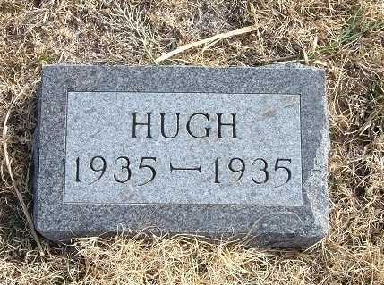 DOWNS, HUGH - Kearny County, Kansas | HUGH DOWNS - Kansas Gravestone Photos