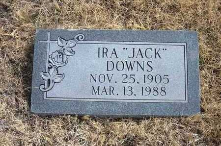 "DOWNS, IRA ""JACK"" - Kearny County, Kansas 