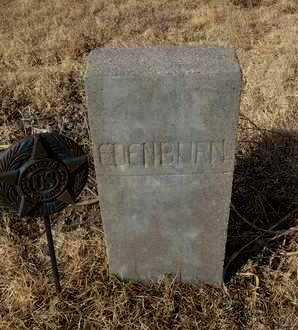 EDENBURN, UNKNOWN - Kearny County, Kansas | UNKNOWN EDENBURN - Kansas Gravestone Photos