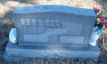 FERRELL, YVONNE - Kearny County, Kansas | YVONNE FERRELL - Kansas Gravestone Photos