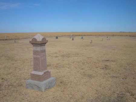 *OVERVIEW,  - Kearny County, Kansas    *OVERVIEW - Kansas Gravestone Photos